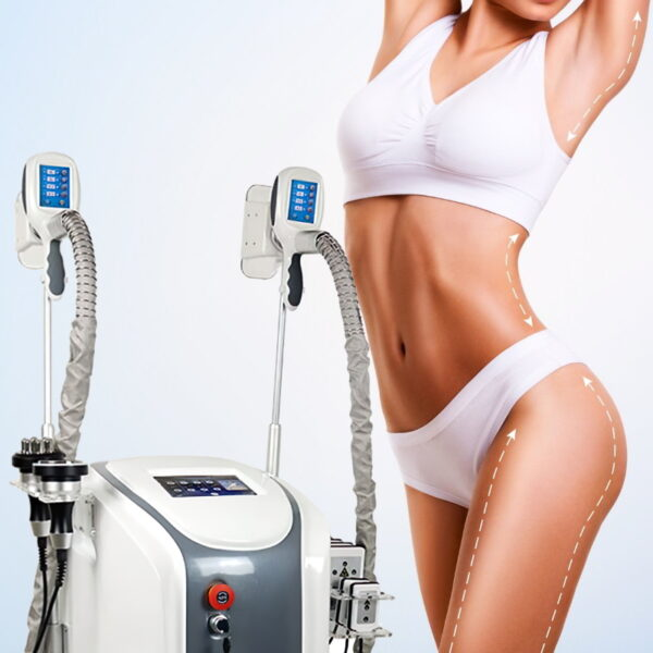 Professional Cryolipolysis Fat Freezing Cavitation RF
