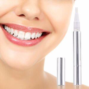 Teeth Whitening Gel Pens & Syringes