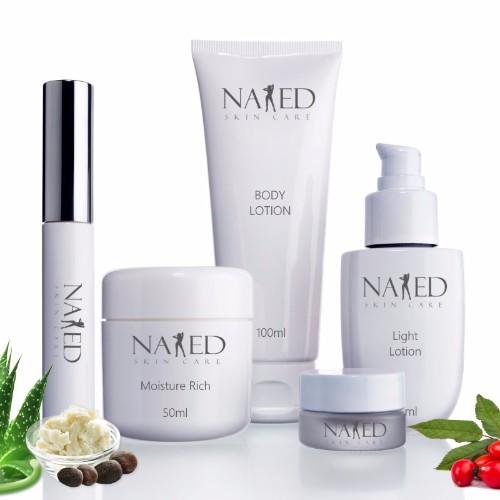 Naked Skin Care / Samples